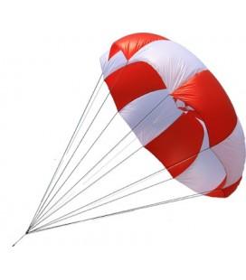 Opale drone rescue parachute - 12,0m² (69J 14kg Multirotor)