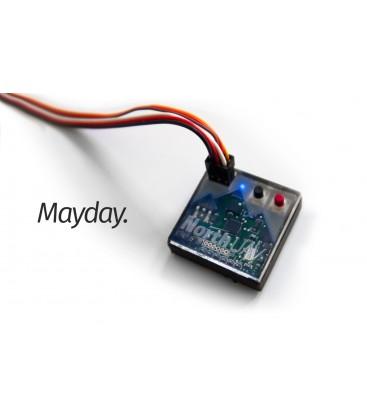 Mayday - Dispositif de déclenchement automatique de parachute