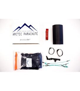 8 m² Arctic Parachute complete kit