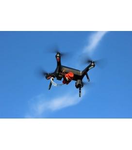 Solo Lite drone parachute for 3DR Solo