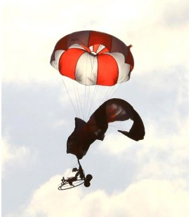 Opale drone rescue parachute - 1,8m² (69J 3kg Multirotor)