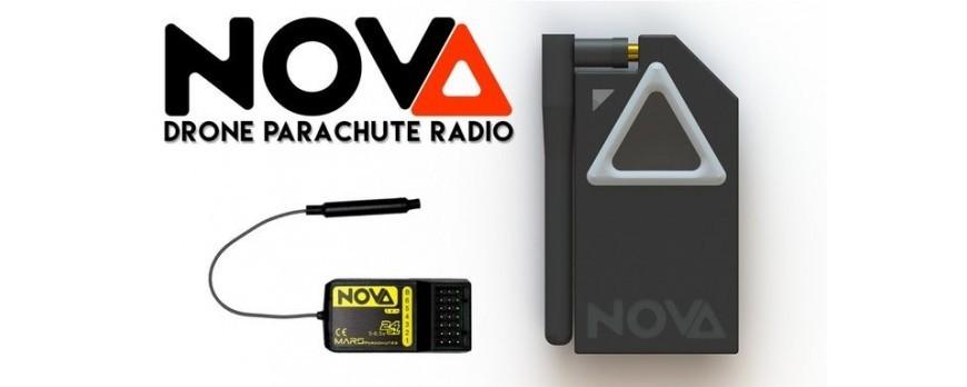 MARS Parachute kickstarts the NOVA parachute deployment radio system
