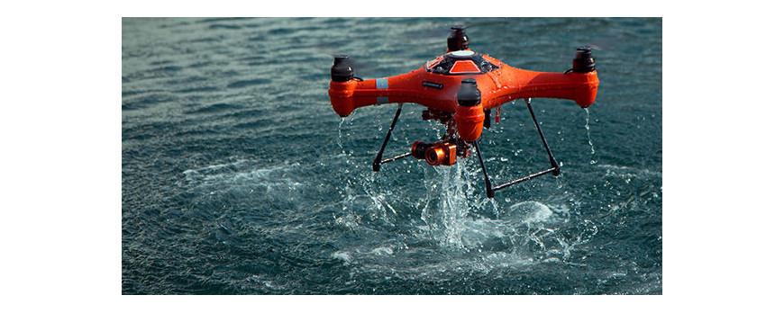 Quel parachute recommanderiez-vous pour un SplashDrone ?