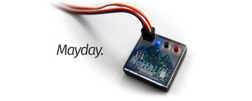 Mayday, automatic parachute deployment - on Kickstarter