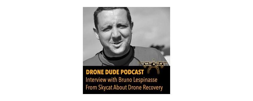 Bruno Lespinasse de Skycat parle de parachutes et de législation